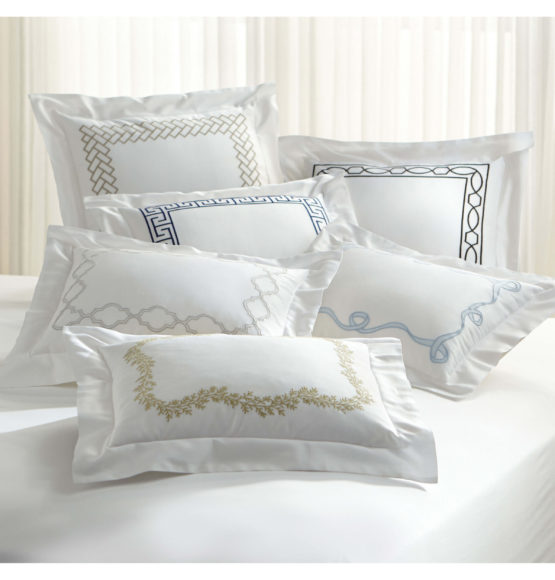 Matouk Embroidered Bedding Collections