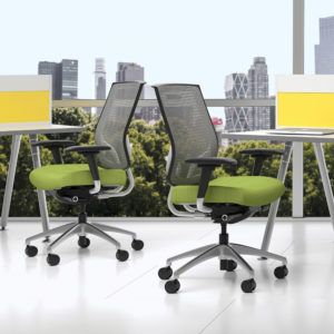 Focus Executive Chairs by SitOnIt Seating