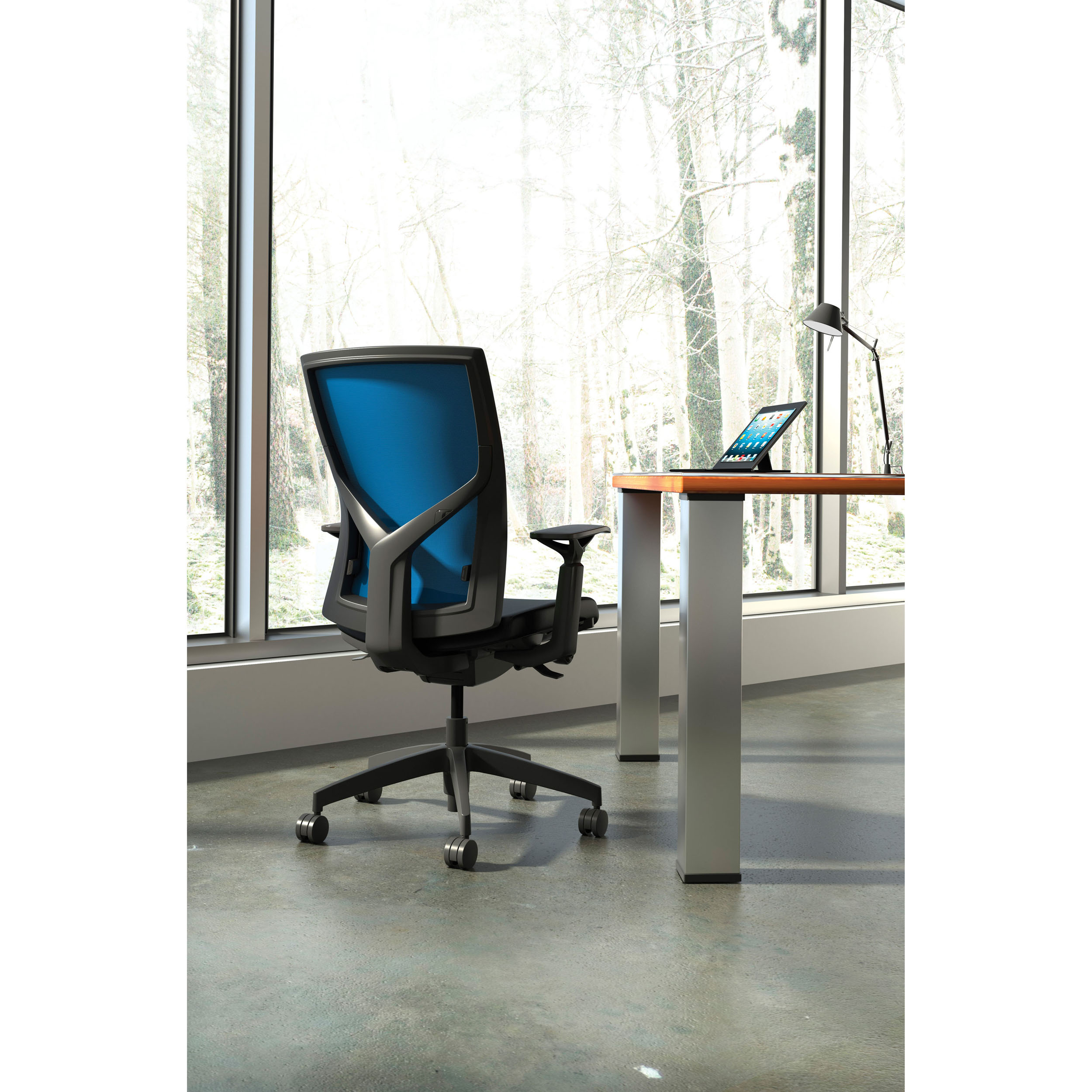 Torsa High Back Executive Chair By Sitonit Seating