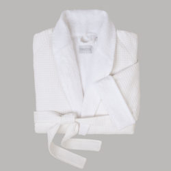 Waffle Weave Terry Robe