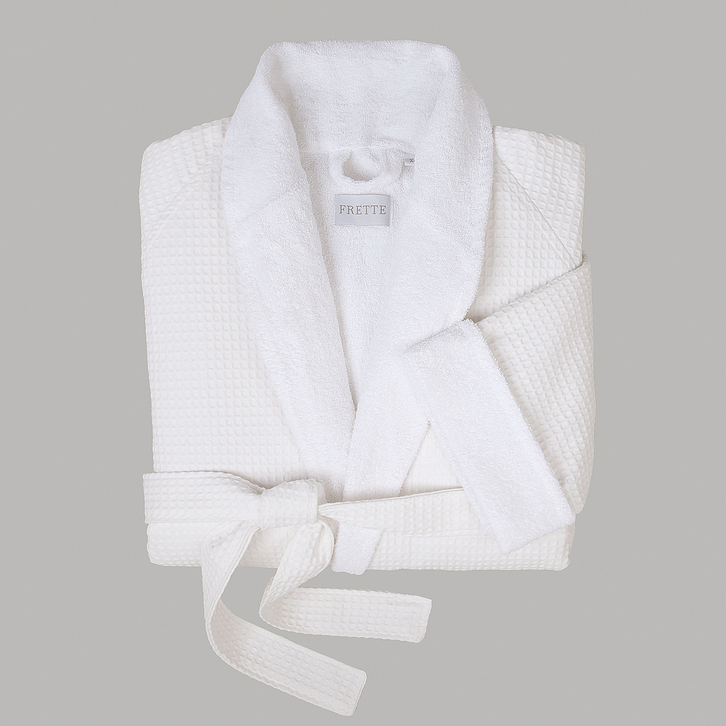 Frette® Waffle Weave Terry Robe - Luxury Hotel Products - The ... de9a81f2f