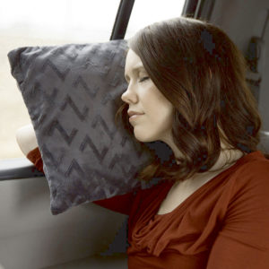 Malouf Travel Shredded Gel Dough Pillow