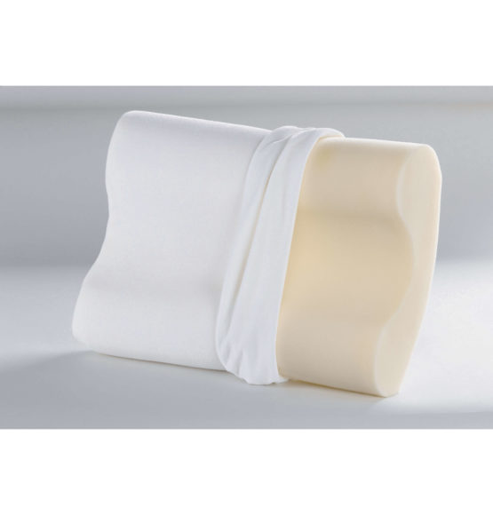 Simmons Beautyrest Contour Memory Foam Pillow
