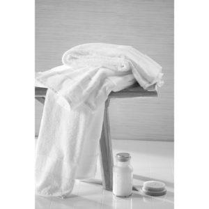 Lotus-DOBBY-BORDER-WHITE-TOWELS